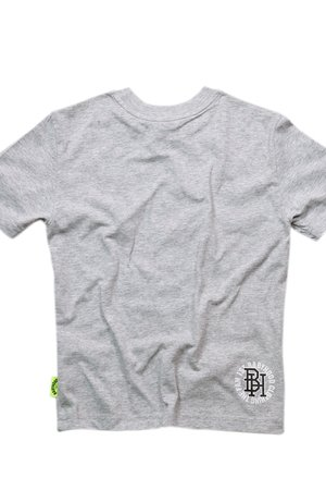 T shirt grey kids 2