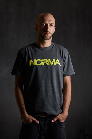 NORMA - T-shirt Yellow