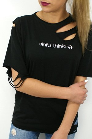 Mar.ska - T-SHIRT SINFUL THINKING