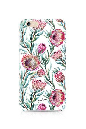 Iphone case tropical leafs eac233 24e422