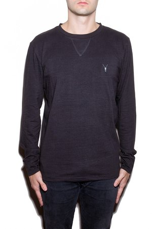 The Hive - MODS LONGSLEEVE IN BRUSHED BLACK