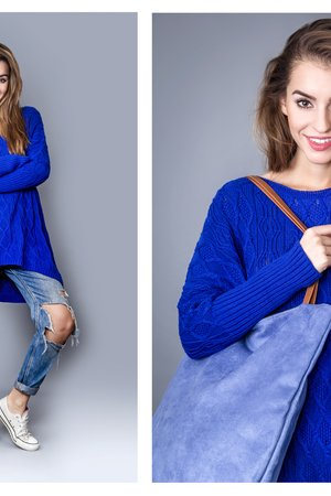 drops - torba basic blue
