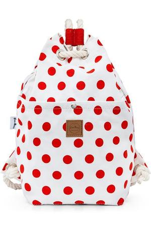 "Cool Bags - Plecak ""Red bubbles"""