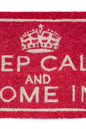 MIA home passion - Wycieraczka Keep Calm