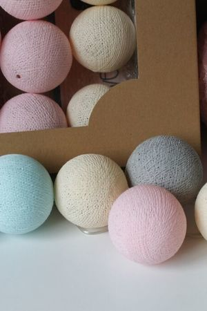 MIA home passion - Cotton Balls Delikatne 20 szt.