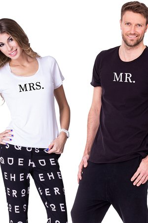 HEROESQUE - MRS T-shirt