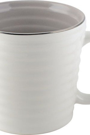 MIA home passion - Kubek Cafetiere beige