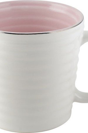 MIA home passion - Kubek Cafetiere light pink
