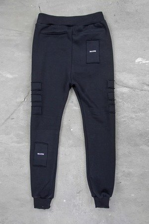 MAJORS - smh black m pants