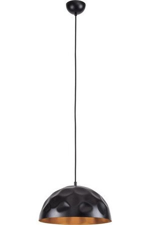 MIA home passion - Lampa wisząca Black-Gold S