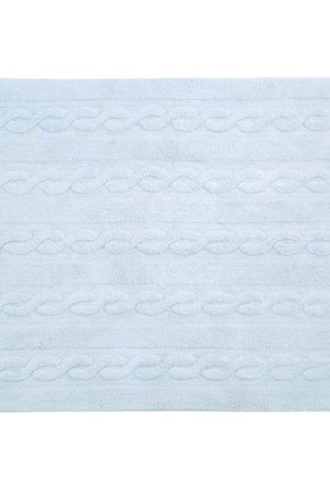 MIA home passion - Dywan Trenzas Soft Blue 120x160