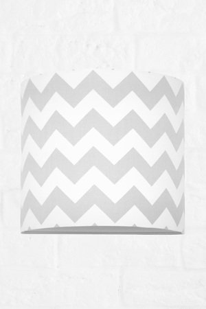 MIA home passion - Kinkiet chevron szary