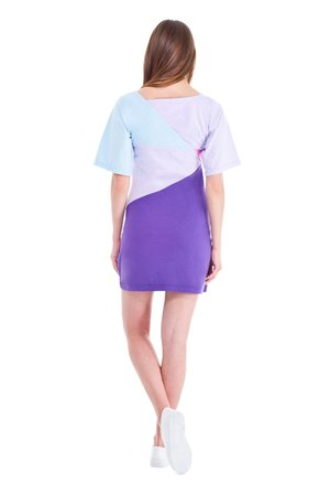 OKUAKU - Virgo Dress (Purple)