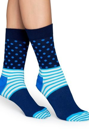 HAPPY SOCKS - Skarpetki Happy Socks Stripe & Stripe Sock SD01-066