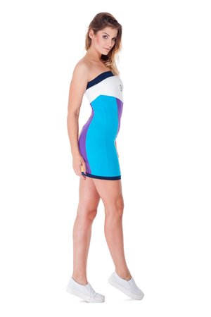 Telescopium dress pastel 2837fc