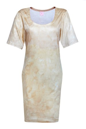 DRESSAP - BEIGE DRESS