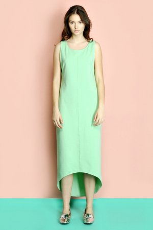DRESSAP - LONG MINT