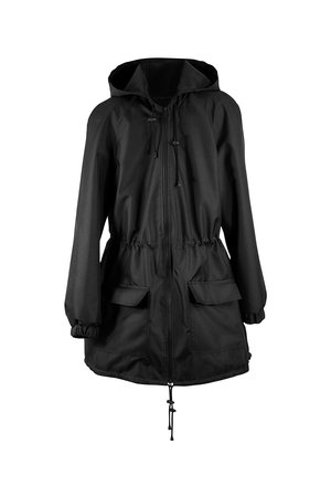 REST_FActory - PARKA BLACK