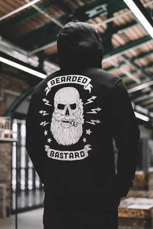 The Urban Beard - Bluza Bearded Bastard