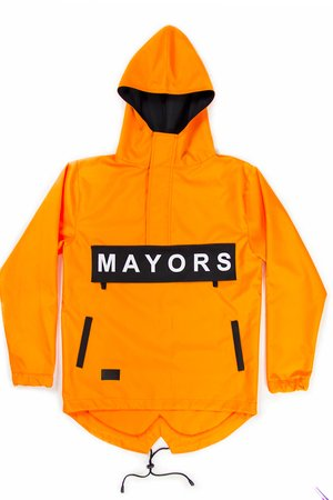MAJORS - MAYORS PULL ON ORANGE