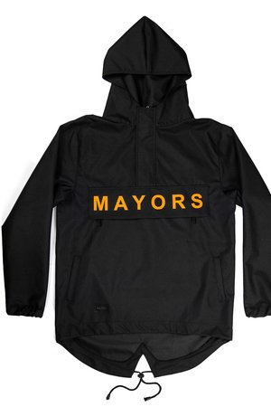 MAJORS - MAYORS PULL ON BLACK