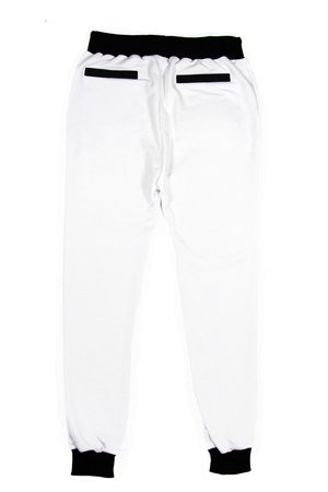 MAJORS - MAYORS WHITE PANTS
