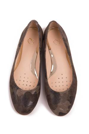 A&P Moccs - MORO  Balerinki A Little Glamour