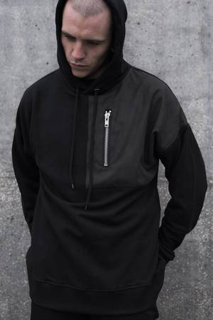 The Hive - OVERSIZED ZIP POCKET HOODIE