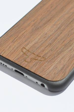 Manitou - Thundercase Walnut Black 6+/6s+ II
