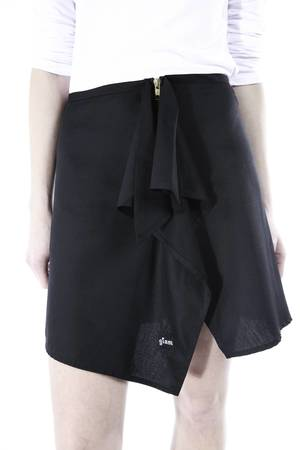 GLAM - #GLAM ZIPPER SKIRT