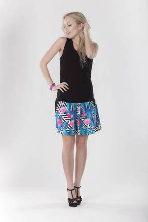 taff.one - DRESS.BOXING TROPICAL