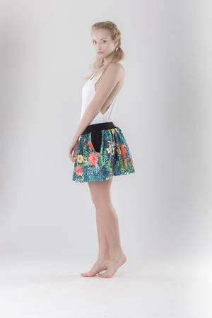 taff.one - Jungle Skirt
