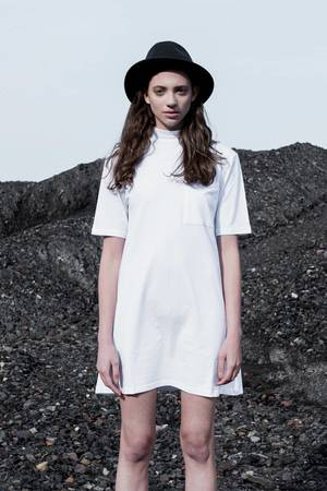 The Hive - PATTY DRESS IN WHITE