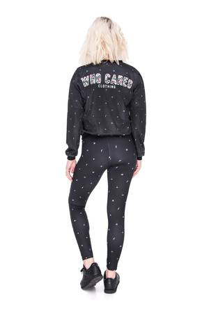 Who Cares - Leggings Milky Way