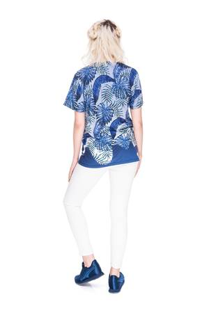 T shirt tropical violet