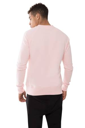 GAANEESH - PALE PINK CREWNECK