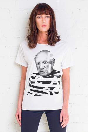 GAU great as You - PICASSO ARTIST t-shirt oversize