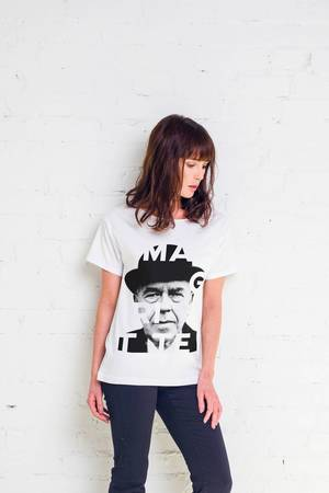 GAU great as You - MAGRITTE ARTIST t-shirt oversize