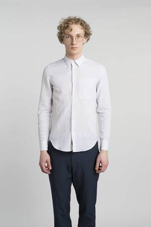 Delikatessen - FEEL GOOD OFF-WHITE SHIRT