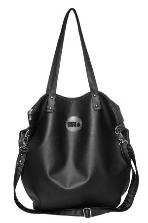 MANA MANA - Torba Worek All Black