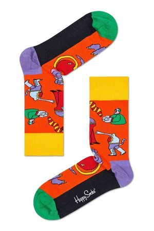 Skarpetki happy socks x the beatles bea01 2000