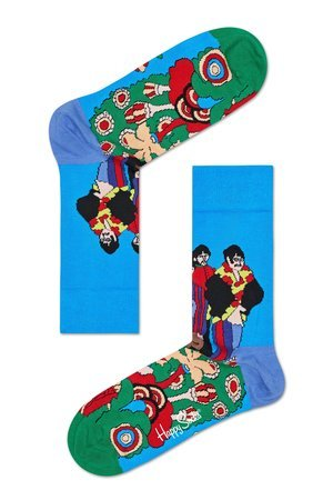 Skarpetki happy socks x the beatles bea01 7000