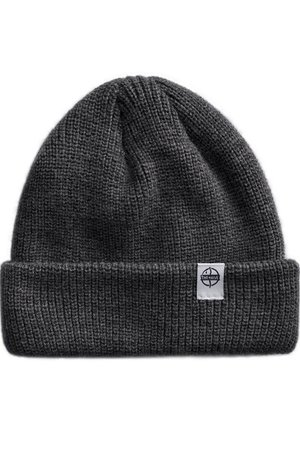 Fisherman beanie in grey