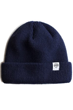 The Hive - FISHERMAN BEANIE IN NAVY