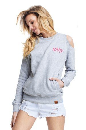 Bluza nasty grey