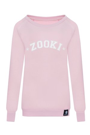 ZookiWear - Bluza Simple Light Pink