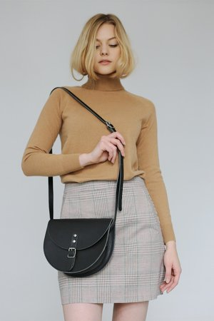 NOSKA - Saddle Bag (Black)
