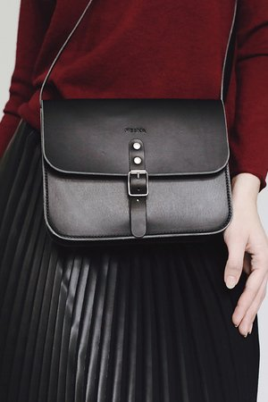 NOSKA - Shoulder Bag (Black)