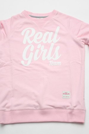 UGLY - BLUZA Real Girls Team/Pink