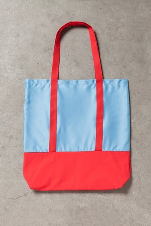 Oldschool shopper bag